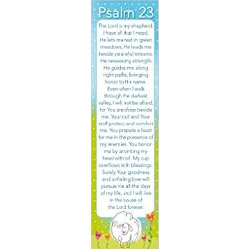 Bookmark Psalm 23