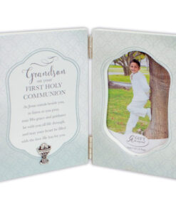 Grandson Communion Frame with Chalice 6 x 8