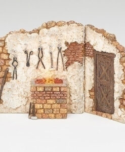 "Blacksmith Shop Village Building for Fontanini® 5"" Nativity Collection"