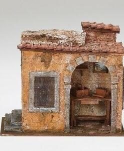 "Carpenter Shop Village Building for Fontanini® 5"" Nativity Collection"