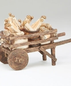 "Scroll Cart Village Accessories for Fontanini® 5"" Nativity Collection"
