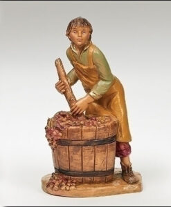 "Dionysius Wine Maker Village Figure for Fontanini® 5"" Nativity Collection"
