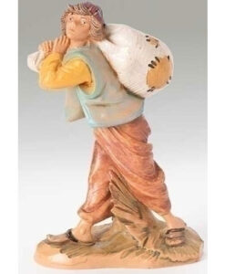 "Felix Storyteller Village Figure for Fontanini® 5"" Nativity Collection"