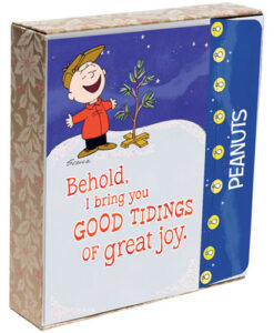 Good Tidings Of Great Joy Licensed Collection | 18 Premium Christmas Boxed Cards