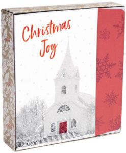 Christmas Joy Church Inspirational Christmas Cards | 18 Christmas Boxed Cards