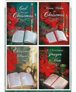 God Bless Your Christmas | 12 Christmas Boxed Cards